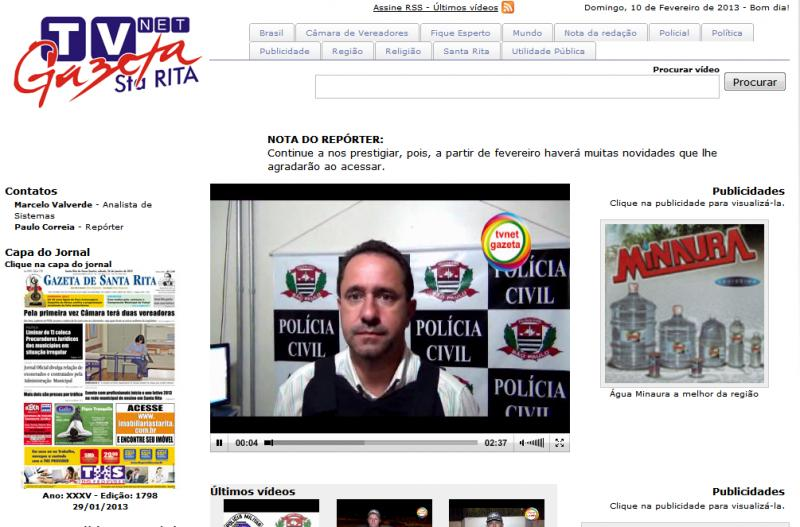 TV Net Gazeta